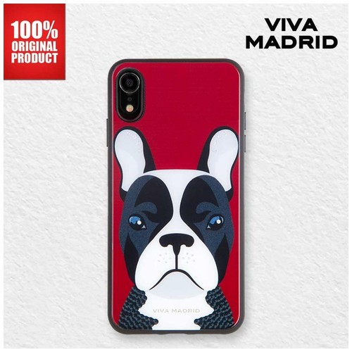 Casing iPhone XR Viva Madrid - Circo - Ringmaster Dog