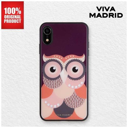 Casing iPhone XR Viva Madrid - Circo - Hypnotic Owl