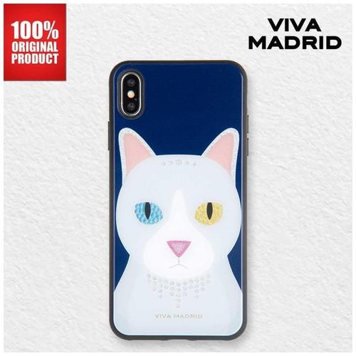 Casing iPhone X / XS Viva Madrid - Circo - Gypsy Cat
