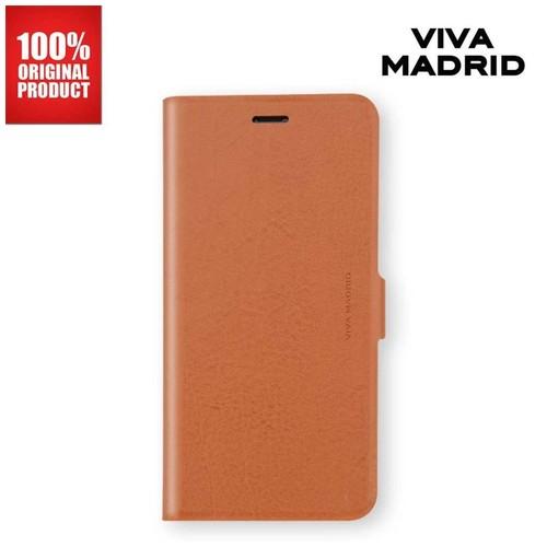 Viva Madrid Finura Cierre - iPhone X - Brown