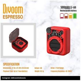 Divoom Espresso Bluetooth S