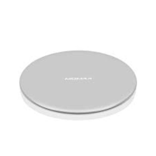 MOMAX WIRELESS CHARGER Q PAD XS UD12S SILVER