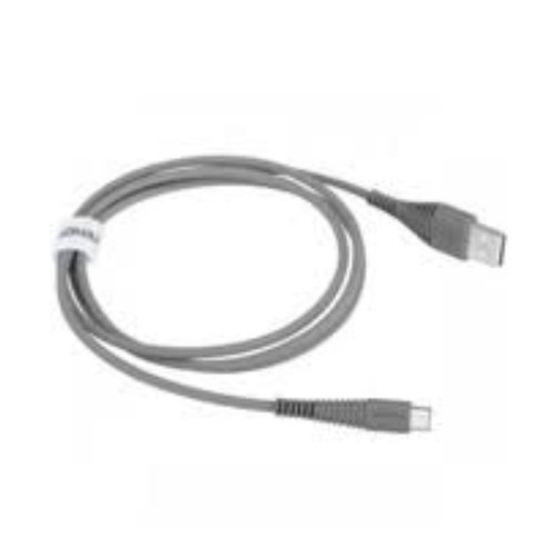 MOMAX CABLE CHARGER TOUGH LINK DL8A LIGHTNING 1.2M GREY