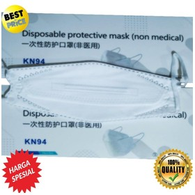 Masker KF94 4Ply Evo 3D Pro