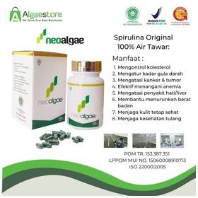 NEOALGAE Spirulina Superfoo