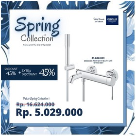GROHE SPRING COLLECTION 1 -
