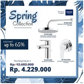 GROHE SPRING COLLECTION 4 -
