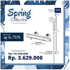 GROHE SPRING COLLECTION 6 -