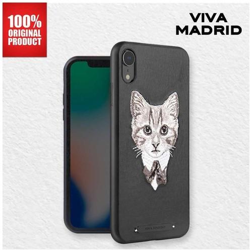 Casing iPhone 7 & iPhone 8 Culto Viva Madrid - Feline Fine