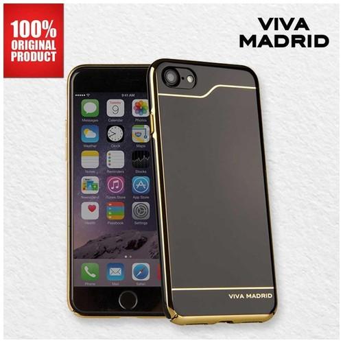 Viva Madrid Esbelto Ebony - iPhone 7 Plus / 8 Plus - Horizontal Lines