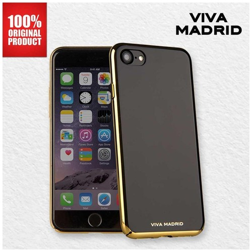 Casing iPhone 7 Plus / 8 Plus - Esbelto Velvet Viva Madrid - No Lines