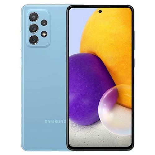 Samsung Galaxy A72 (RAM 8GB/256GB) - Awesome Blue - SM-A725FZBHXID