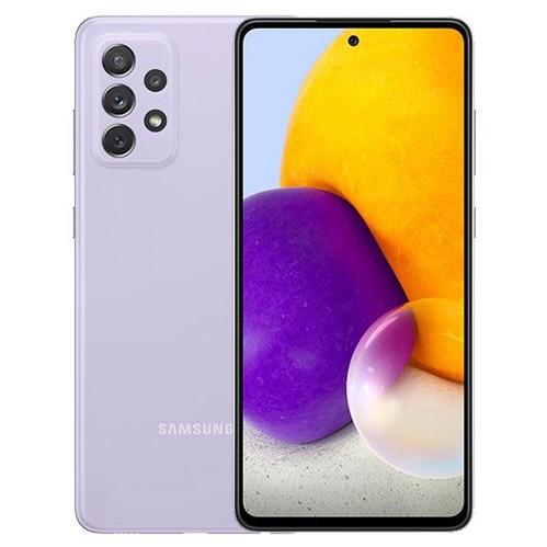 Samsung Galaxy A72 (RAM 8GB/128GB) -  Awesome Violet