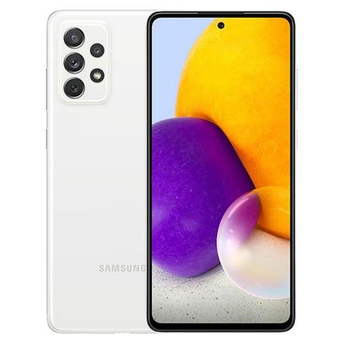 Samsung Galaxy A72 (RAM 8GB/128GB) -  Awesome White