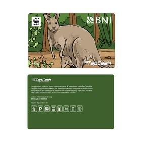 BNI Tapcash Edisi WWF - Wal