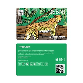 BNI Tapcash Edisi WWF - Mac