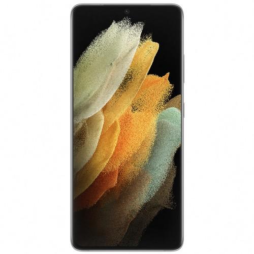Samsung Galaxy S21 Ultra (RAM 12GB/256GB) - Phantom Silver