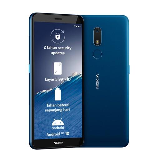 Nokia C3 (RAM 2GB/16GB) - Nordic Blue