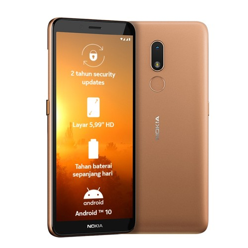 Nokia C3 (RAM 2GB/16GB) - Sand