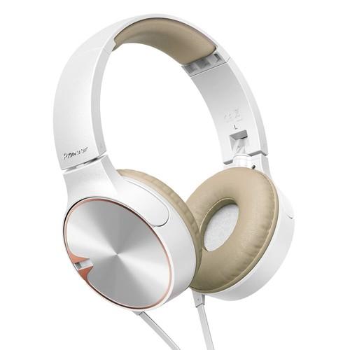 Pioneer Deep Bass Headphone SE-MJ722T(T) - Tan