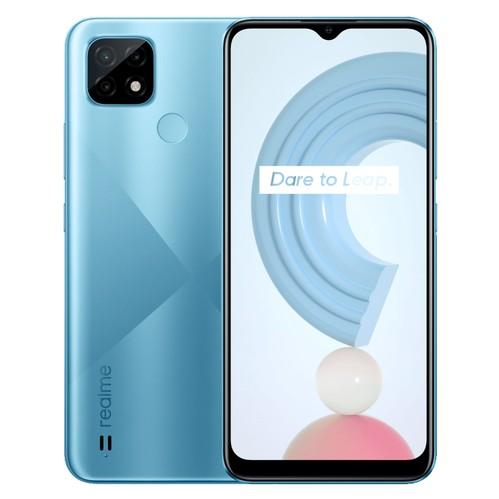 Realme C21 (RAM 4GB/64GB) - Blue