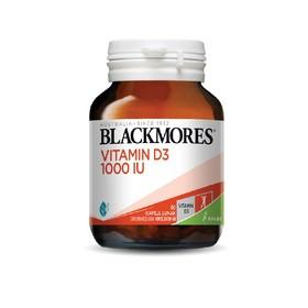 Blackmores Vitamin D3 1000