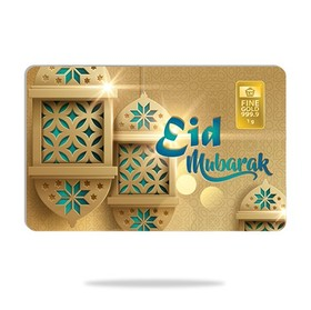 Logam Mulia 1gr Antam - Eid