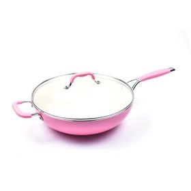 Greenpan York Pink Cream Wh
