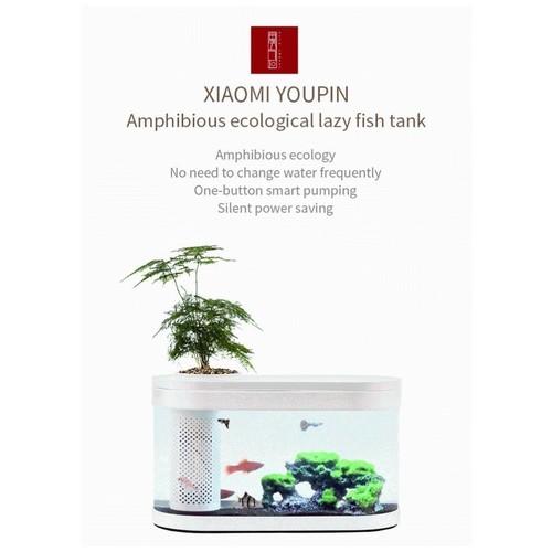 XIAOMI YOUPIN GEOMETRY Aquaponics Amphibious Ecosystem Fish Tank