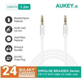 Aukey Cable CB-V12 SLV 1.2M