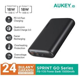 Aukey Powerbank PB-Y39 Spri