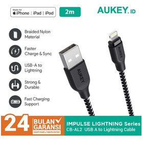Aukey Cable 2M Lightning Br