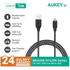 Aukey Cable 1.2M Micro High
