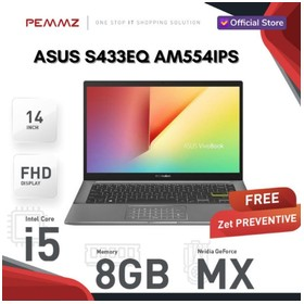 ASUS S433EQ - AM554IPS | I5