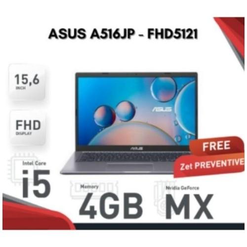 ASUS A516JP - FHD5121   15
