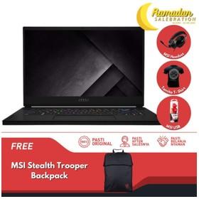 MSI GS66 10UH - 252ID   I7-