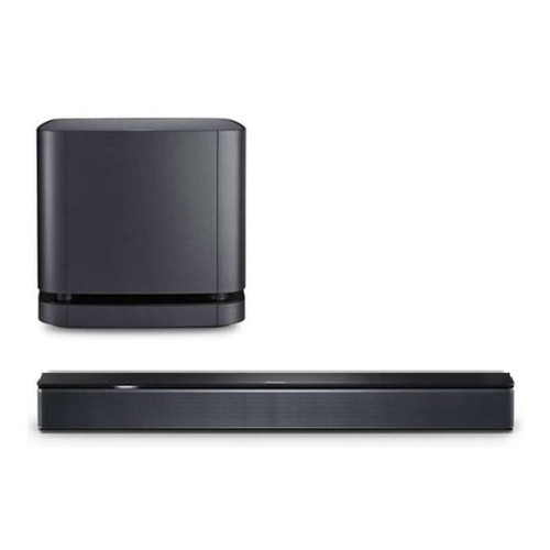 Bose Soundbar 300 + Bass Module 500 - Black