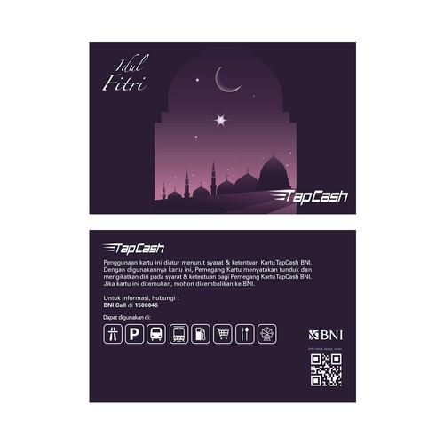 BNI Tapcash Edisi Ramadhan - Idul Fitri