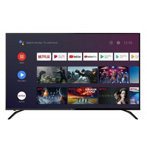 Sharp Android 4K Ultra-HDR TV 60 Inch 4T-C60CK1X