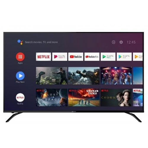 Sharp Android 4K Ultra-HDR TV 70 Inch 4T-C70BK1X