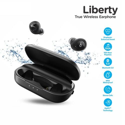 Anker Soundcore Liberty A3912 - Black