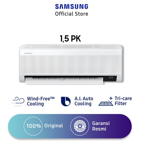 Samsung AC 1.5PK with WindFree AR13TYEAEWKNSE