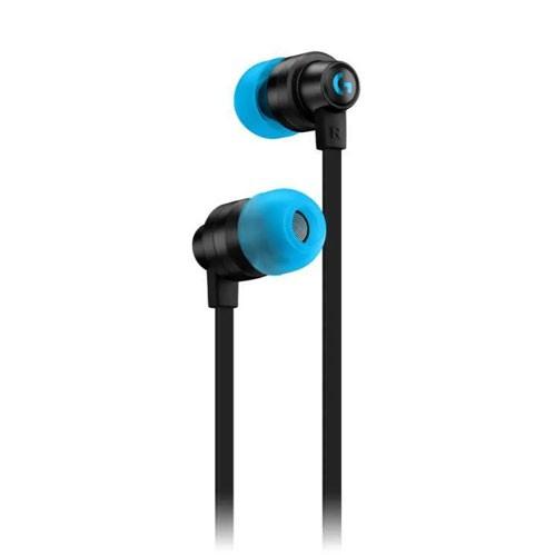 Logitech G333 Earphone Gaming (981-000925) - Black