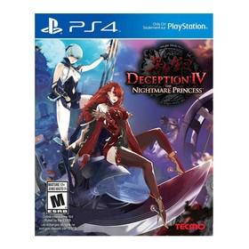 PS4 Deception IV : The Nigh