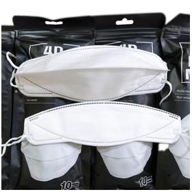 Masker KF 94 4D isi 10 pc W