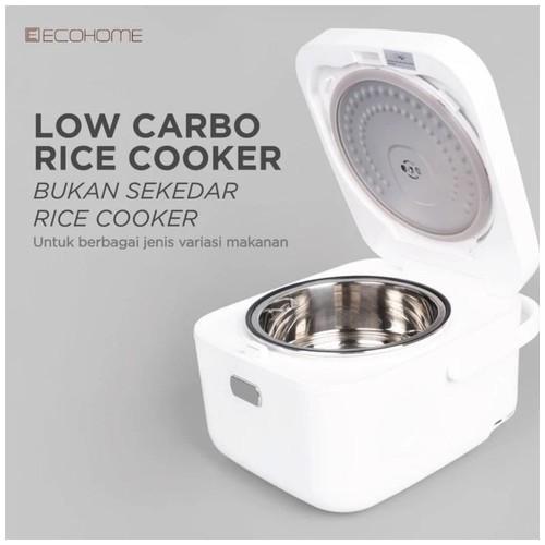 Ecohome  RICE COOKER LOW CARBO RENDAH KARBOHIDRAT