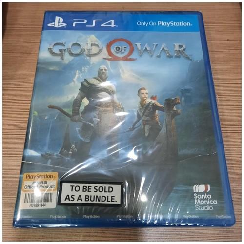 PS4 Games God Of War