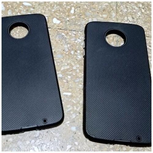 Silicone Case Armor Motorola Moto Z