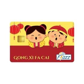 Kartu Flazz Limited Edition