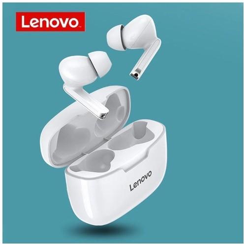 LENOVO XT90 - TWS Bluetooth Earphone with 300mAh Storage Box White